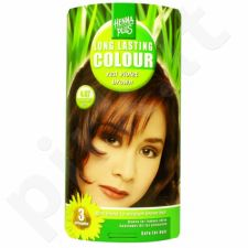 HENNAPLUS ilgalaikiai plaukų dažai Red Violet Brown