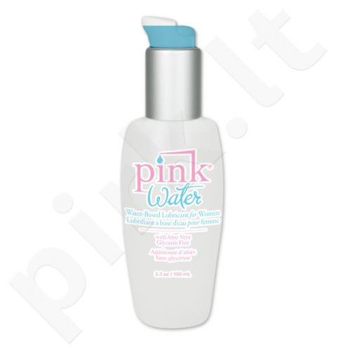 Pink - Water Water Based Lubricant 100 ml