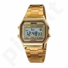 Vyriškas laikrodis SKMEI DG1123 Golden