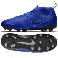Futbolo bateliai  Nike Phantom VSN Club DF FG MG Jr AO3288-400