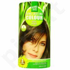 HENNAPLUS ilgalaikiai plaukų dažai Dark Brown