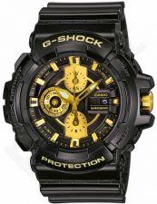 Laikrodis CASIO G-SHOCK BLACK & GOLD  GAC-100-BR1ADR