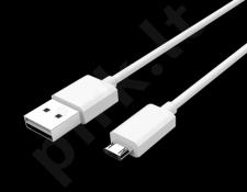 Unitek Kabelis USB - microUSB Reversible 1M; Y-C4035WH