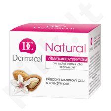 Dermacol Natural Almond, dieninis kremas moterims, 50ml