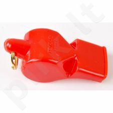 Švilpukas FOX Pearl raudonas