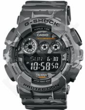 Laikrodis CASIO G-SHOCK CAMO PATTERN MODEL  GD-120CM-8DR