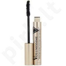 L´Oreal Paris blakstienų tušas Volumissime Extra Volume Black, kosmetika moterims, 7,5ml, (Black Black)