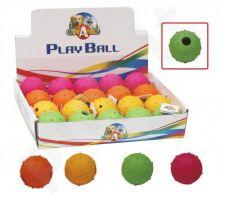 Žaislas guminis JUNGLE kamuoliukas4,5cm