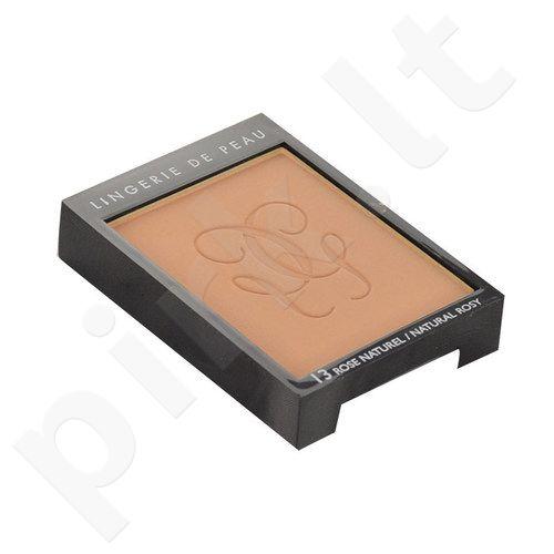 Guerlain Lingerie De Peau Nude pudra Foundation, kosmetika moterims, 10g, (testeris), (05 Dark Beige)