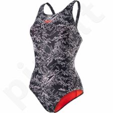 Maudymosi kostiumėlis Speedo Boom Allover Muscleback W 8-10818B351