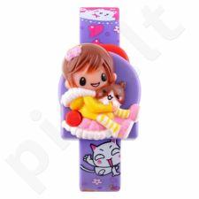 Vaikiškas laikrodis SKMEI DG1240 Purple   Vaikiškas laikrodis