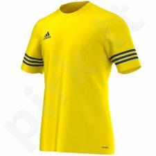 Marškinėliai futbolui adidas Entrada 14 F50489