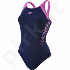 Maudymosi kostiumėlis Speedo Boom Splice Muscleback W 8-10821B372