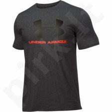 Marškinėliai treniruotėms Under Armour Sportstyle Logo M 1257615-015