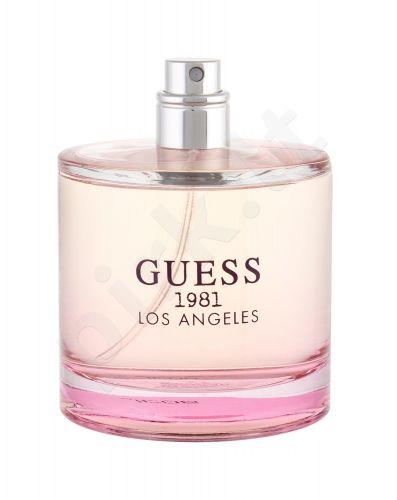GUESS Guess 1981, Los Angeles, tualetinis vanduo moterims, 100ml, (Testeris)