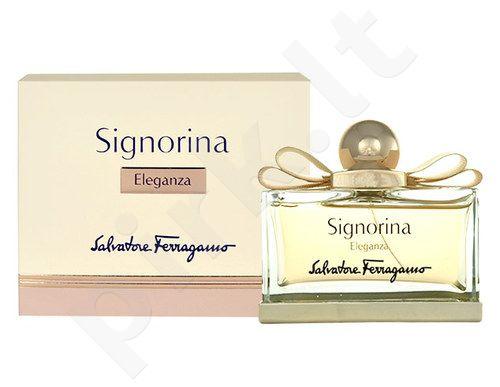 Salvatore Ferragamo Signorina Eleganza, kvapusis vanduo moterims, 100ml
