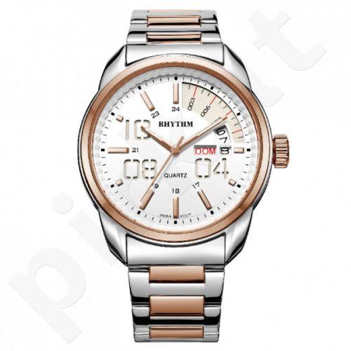 Vyriškas laikrodis Rhythm G1307S06