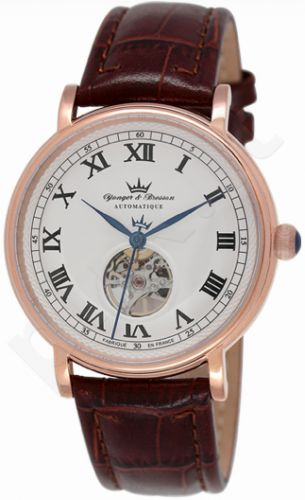 Laikrodis YONGER&BRESSON automatinis -   Gerny 44mm . Sapphire glass