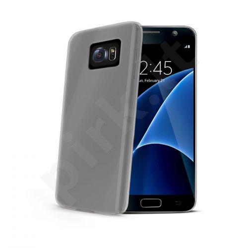 Samsung Galaxy S7 dėklas GELSKIN Celly permatomas
