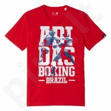 Marškinėliai Adidas Rio Boxing M AY7203
