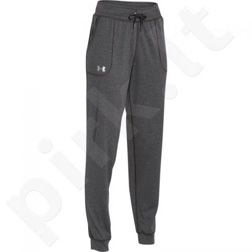 Sportinės kelnės Under Armour Tech Pant Solid W 1271689-090