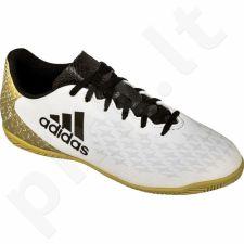 Futbolo bateliai Adidas  X 16.4 IN Jr AQ4358