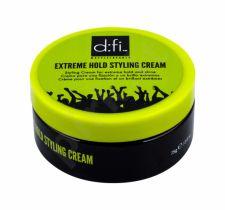 Revlon Professional Be Fabulous, Extreme Hold Styling Cream, plaukų kremas moterims, 75g