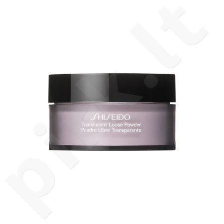 Shiseido Translucent Loose Powder, kompaktinė pudra moterims, 18g