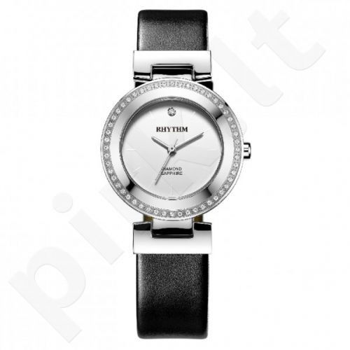 Moteriškas laikrodis Rhythm L1202L01