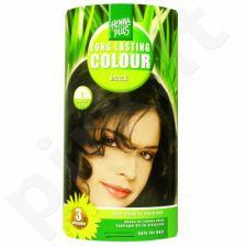 HENNAPLUS ilgalaikiai plaukų dažai Black