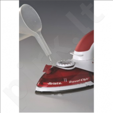 Ariete 6224 Travel Chic Steam Iron, 800W, Red