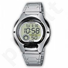 Moteriškas elektroninis Casio laikrodis LW200D-1AVEF