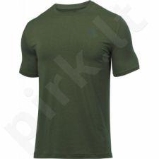 Marškinėliai treniruotėms Under Armour Sportstyle Left Chest Logo M 1257616-330