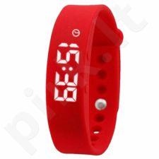 Vaikiškas, Moteriškas laikrodis SKMEI W05 Red