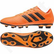 Futbolo bateliai Adidas  Nemeziz 18.4 FxG M DA9594
