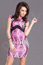 AYANAPA suknelė -  BODYCON STYLE - rožinė 6106-2