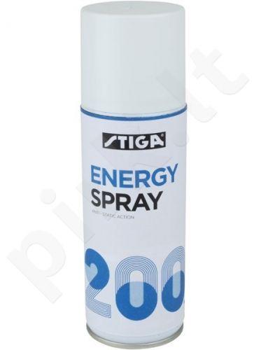 Stalo teniso raketės valiklis Stiga Energy Spray 200ml