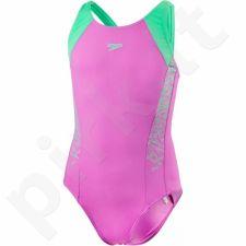 Maudymosi kostiumėlis Speedo Boom Splice Muscleback Junior 8-10844B505