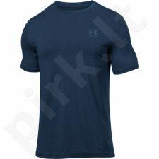 Marškinėliai treniruotėms Under Armour Sportstyle Left Chest Logo M 1257616-999