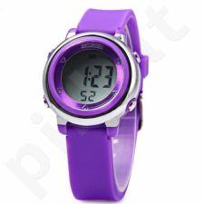 Vaikiškas, Moteriškas laikrodis SKMEI AD1100 Kids Purple