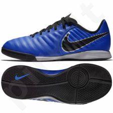 Futbolo bateliai  Nike Tiempo Legend X 7 Academy IC Jr AH7257-400