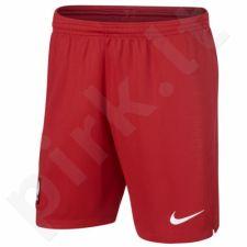 Šortai futbolininkams Nike Polska Stadium Away Junior 940462-611
