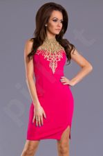 Emamoda suknelė - fuksija 6404-10