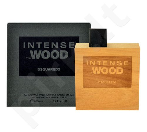 Dsquared2 Intense He Wood, EDT vyrams, 30ml
