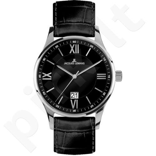 Vyriškas JACQUES LEMANS laikrodis 1-1845A