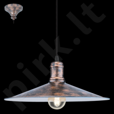 Pakabinamas šviestuvas EGLO 49454 | BRIDPORT