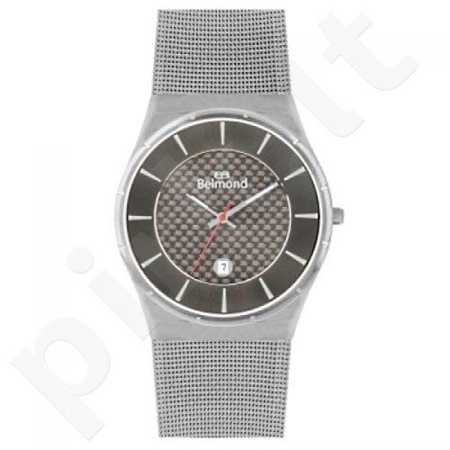 Vyriškas laikrodis BELMOND SLIM ART GENT SAG536.360