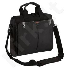Targus Krepšy 15-15.6'' / 38.1 - 39.6cm Classic+ Toploading Case, juoda ir raudo