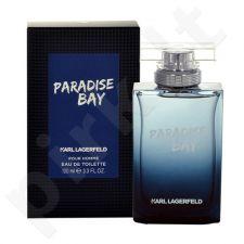 Karl Lagerfeld Karl Lagerfeld Paradise Bay, tualetinis vanduo vyrams, 100ml
