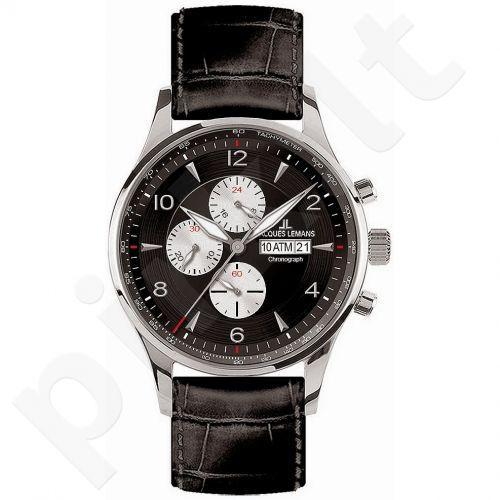 Vyriškas JACQUES LEMANS laikrodis 1-1844A